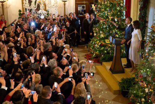 Những hình ảnh rất-đời-thường của Tổng thống Barack Obama - anh 21