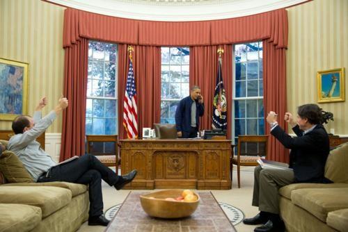 Những hình ảnh rất-đời-thường của Tổng thống Barack Obama - anh 23