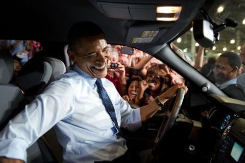 Những hình ảnh rất-đời-thường của Tổng thống Barack Obama - anh 25