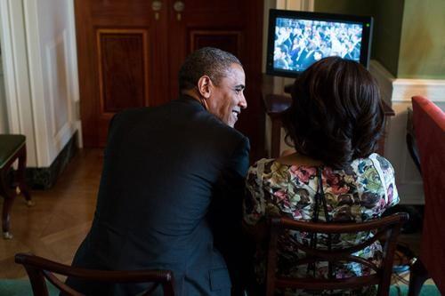Những hình ảnh rất-đời-thường của Tổng thống Barack Obama - anh 30
