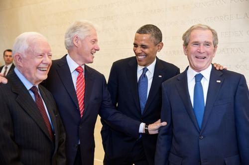 Những hình ảnh rất-đời-thường của Tổng thống Barack Obama - anh 3