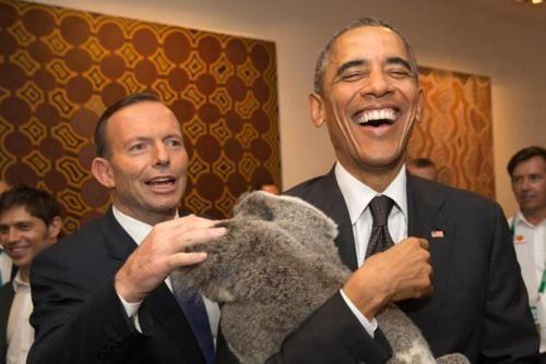 Những hình ảnh rất-đời-thường của Tổng thống Barack Obama - anh 5