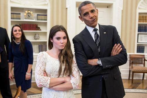 Những hình ảnh rất-đời-thường của Tổng thống Barack Obama - anh 36