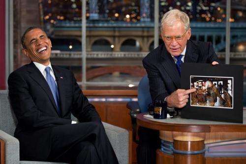Những hình ảnh rất-đời-thường của Tổng thống Barack Obama - anh 37