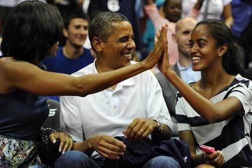 Những hình ảnh rất-đời-thường của Tổng thống Barack Obama - anh 38