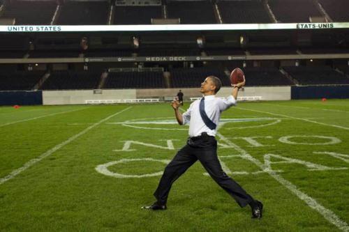 Những hình ảnh rất-đời-thường của Tổng thống Barack Obama - anh 40