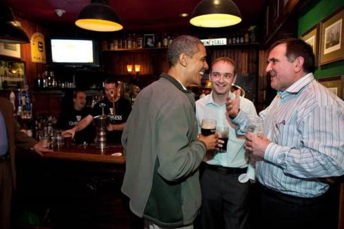 Những hình ảnh rất-đời-thường của Tổng thống Barack Obama - anh 42