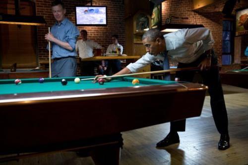Những hình ảnh rất-đời-thường của Tổng thống Barack Obama - anh 7