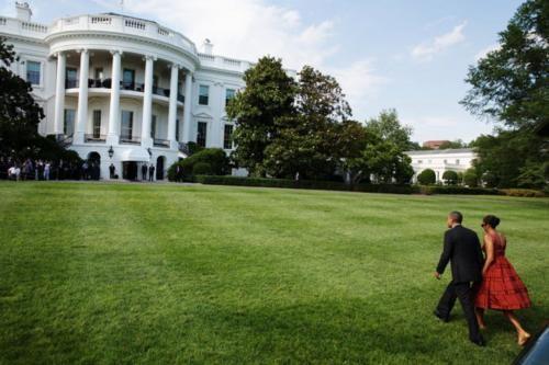 Những hình ảnh rất-đời-thường của Tổng thống Barack Obama - anh 9