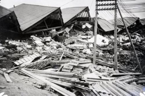 10 trận động đất kinh hoàng nhất trong lịch sử - anh 1