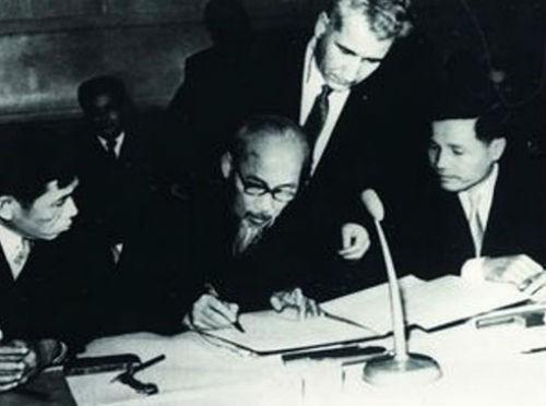 Những dấu mốc chính trong 65 năm quan hệ Việt Nam - Liên Bang Nga - anh 1