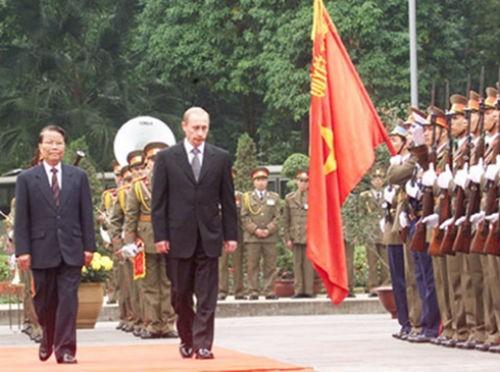 Những dấu mốc chính trong 65 năm quan hệ Việt Nam - Liên Bang Nga - anh 7