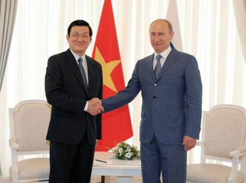 Những dấu mốc chính trong 65 năm quan hệ Việt Nam - Liên Bang Nga - anh 9