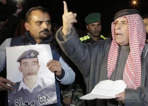 IS lại 'im lặng' trước số phận con tin người Jordan - anh 1