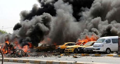 'Gần 1.400 người Iraq thiệt mạng trong cuộc chiến với IS' - anh 1