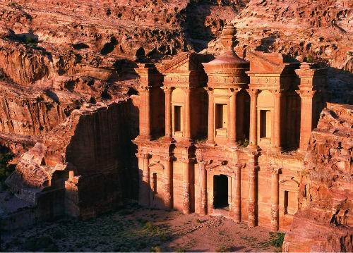 Khám phá 'Thành phố hoa hồng đỏ' Petra – Viên ngọc của Jordan - anh 2