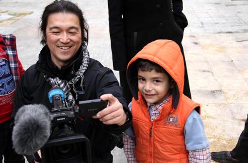 Thông điệp về lòng khoan dung của nhà báo Nhật bị IS chặt đầu - anh 1