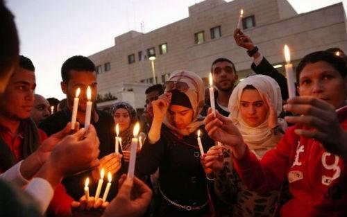 Hàng ngàn người Jordan biểu tình, đòi nợ 'bằng máu' - anh 3