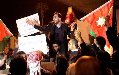 Hàng ngàn người Jordan biểu tình, đòi nợ 'bằng máu' - anh 11
