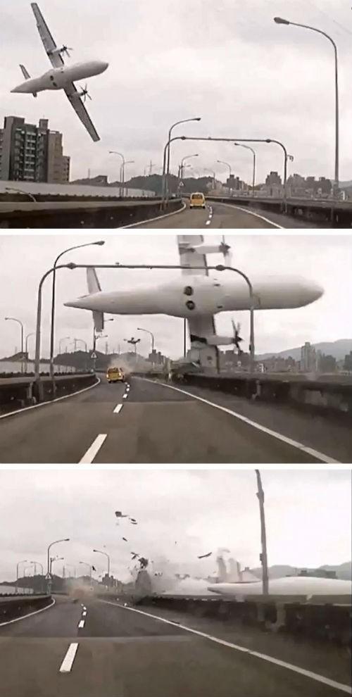 [Cập nhật] Máy bay Đài Loan đâm sầm vào cầu, 35 người chết; Phi công được ca ngợi như người hùng - anh 7