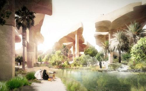 Ngắm những công trình kiến trúc đẹp nhất thế giới trong tương lai - anh 15