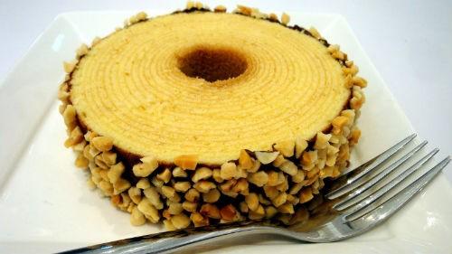 Nguồn gốc của Baumkuchen, loại bánh ngọt mệnh danh 'Vua của các loại bánh' - anh 6