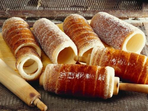 Nguồn gốc của Baumkuchen, loại bánh ngọt mệnh danh 'Vua của các loại bánh' - anh 9