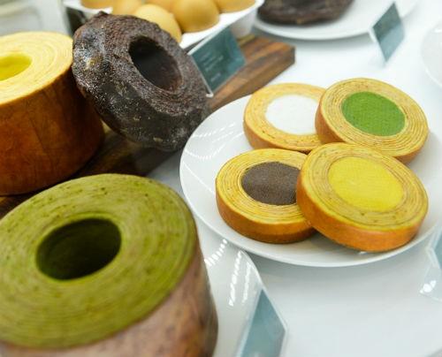 Nguồn gốc của Baumkuchen, loại bánh ngọt mệnh danh 'Vua của các loại bánh' - anh 5