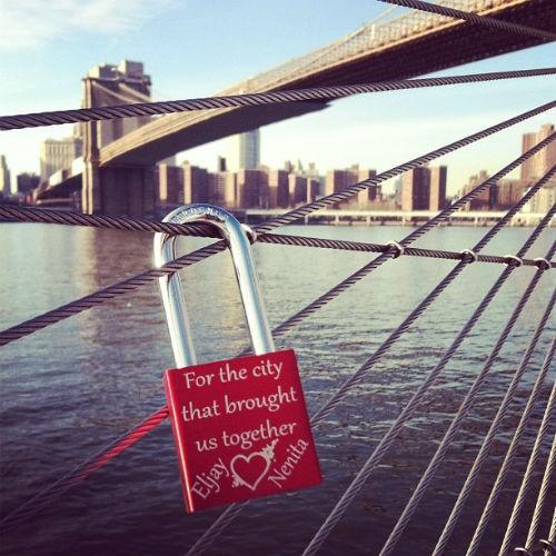 Khám phá 10 cây Cầu Khóa Tình Yêu đẹp nhất thế giới - anh 2