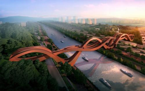Ngắm những công trình kiến trúc đẹp nhất thế giới trong tương lai - anh 7