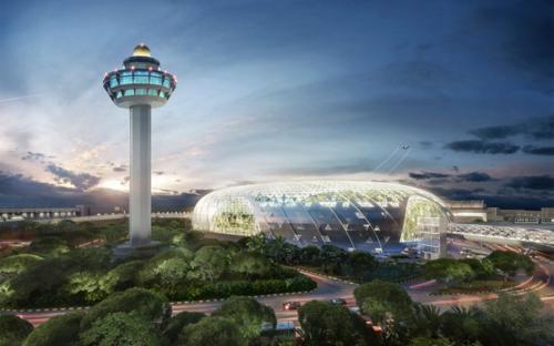 Ngắm những công trình kiến trúc đẹp nhất thế giới trong tương lai - anh 10