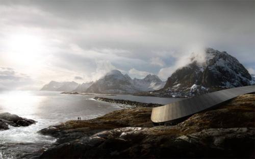 Ngắm những công trình kiến trúc đẹp nhất thế giới trong tương lai - anh 11
