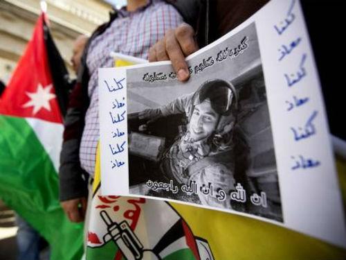 Jordan không kích IS dữ dội, mang thông điệp diệt trừ khủng bố tận gốc - anh 2