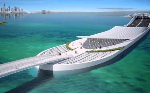 Ngắm những công trình kiến trúc đẹp nhất thế giới trong tương lai - anh 3