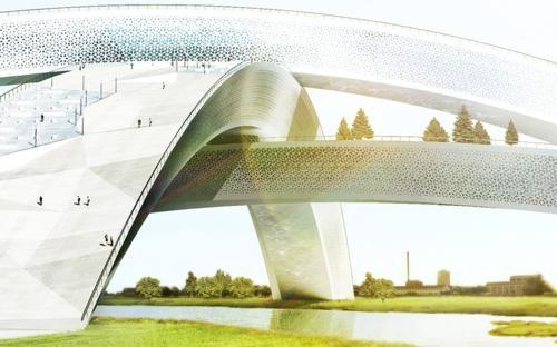 Ngắm những công trình kiến trúc đẹp nhất thế giới trong tương lai - anh 12