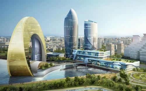 Ngắm những công trình kiến trúc đẹp nhất thế giới trong tương lai - anh 13