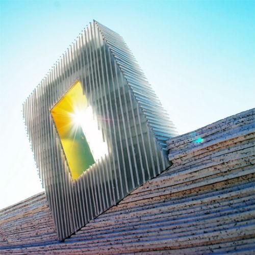 Ngắm những công trình kiến trúc đẹp nhất thế giới trong tương lai - anh 2