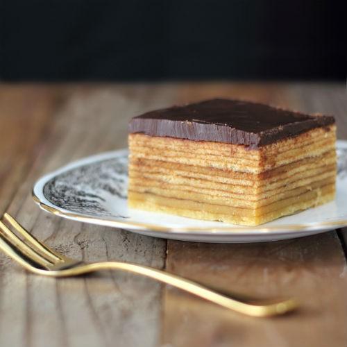 Nguồn gốc của Baumkuchen, loại bánh ngọt mệnh danh 'Vua của các loại bánh' - anh 3