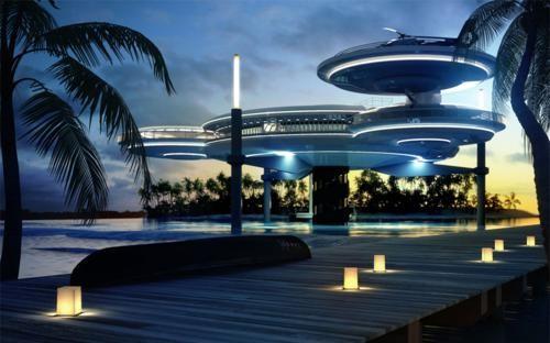Ngắm những công trình kiến trúc đẹp nhất thế giới trong tương lai - anh 14