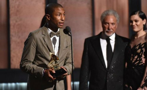 Công bố Danh sách nghệ sĩ đoạt giải Grammy 2015 - anh 5