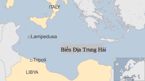 [Cập nhật] Chìm tàu tại Địa Trung Hải, 300 người có nguy cơ chết đuối - anh 4