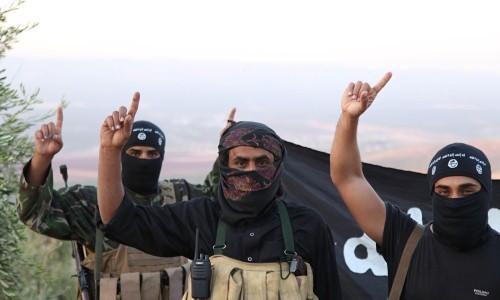 Hơn 20.000 tay súng từ 90 quốc gia quy thuận khủng bố IS - anh 1