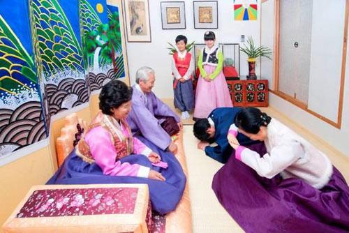 Tục lệ đón Tết cổ truyền đặc sắc ở xứ sở Kim Chi - anh 3