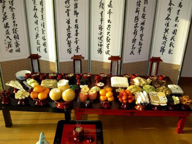 Tục lệ đón Tết cổ truyền đặc sắc ở xứ sở Kim Chi - anh 1