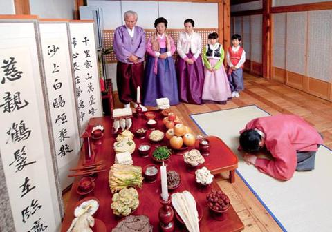 Tục lệ đón Tết cổ truyền đặc sắc ở xứ sở Kim Chi - anh 2