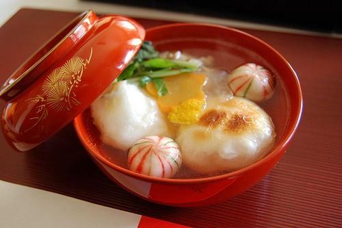 Những món ăn không thể thiếu trong ngày tết cổ truyền Nhật Bản - anh 1