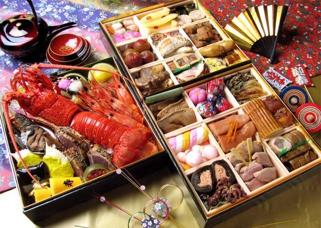 Những món ăn không thể thiếu trong ngày tết cổ truyền Nhật Bản - anh 8