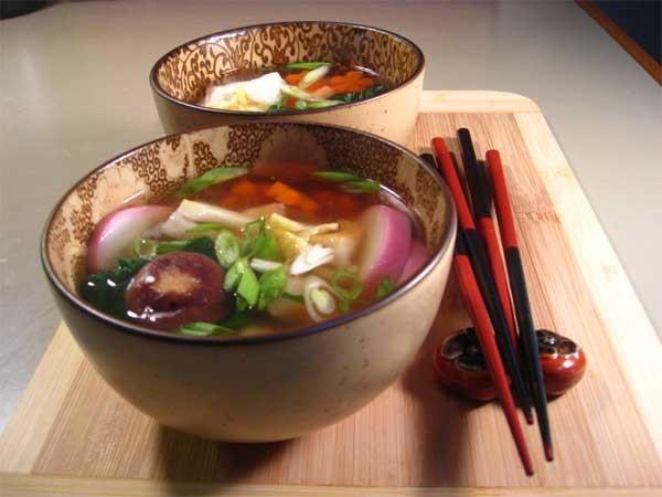 Những món ăn không thể thiếu trong ngày tết cổ truyền Nhật Bản - anh 3