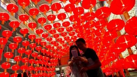Háo hức đón chờ thời khắc Giao thừa tại các nước châu Á năm 2015 - anh 4