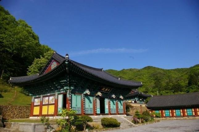 Vẻ đẹp xốn xang của 11 ngôi chùa nổi tiếng nhất xứ Kim Chi - anh 5